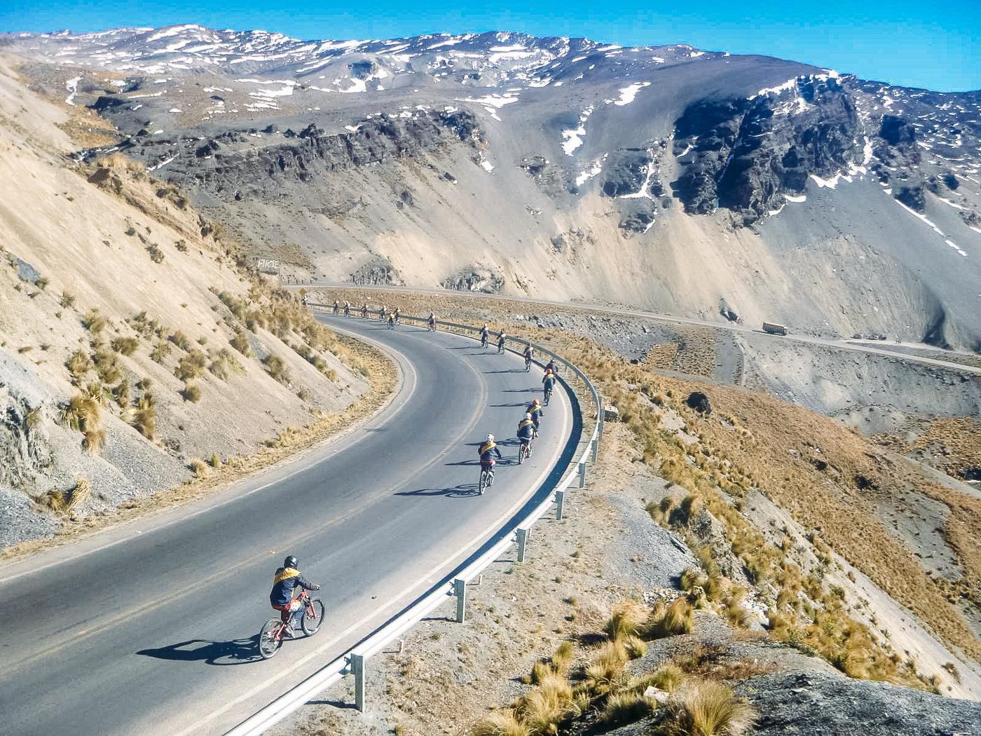 дорога смерти в Боливии, экскурсии по дороге смерти