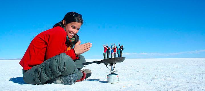 Солончак Уюни, Боливия. Тур в Боливию
