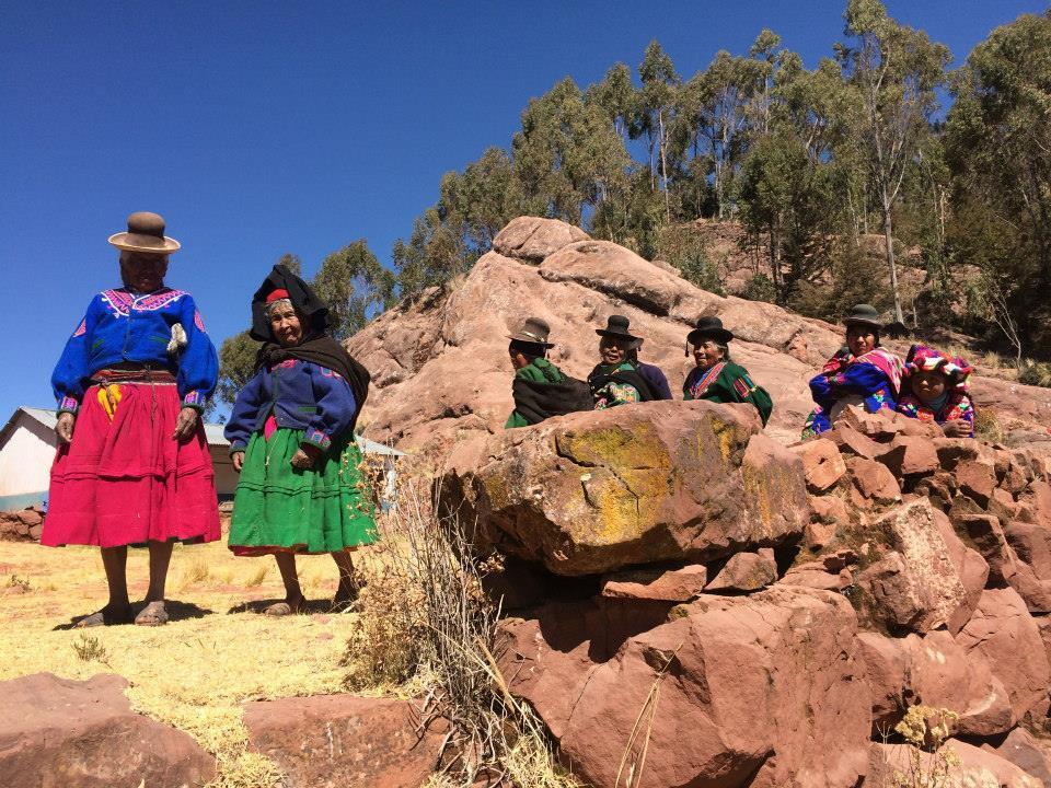 Aymara people, Titicaca lake