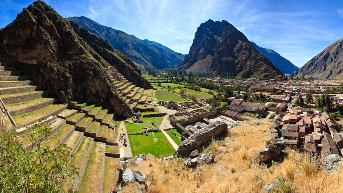 Sacred Valley of the incas and Machu Picchu tour from Cusco