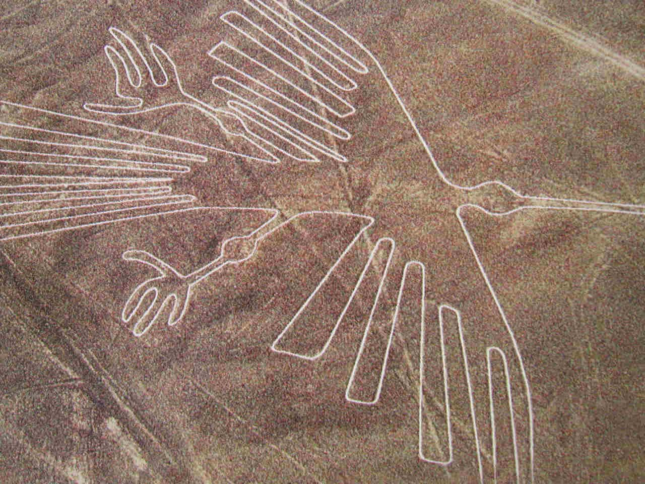 Flight over the Nasca lines