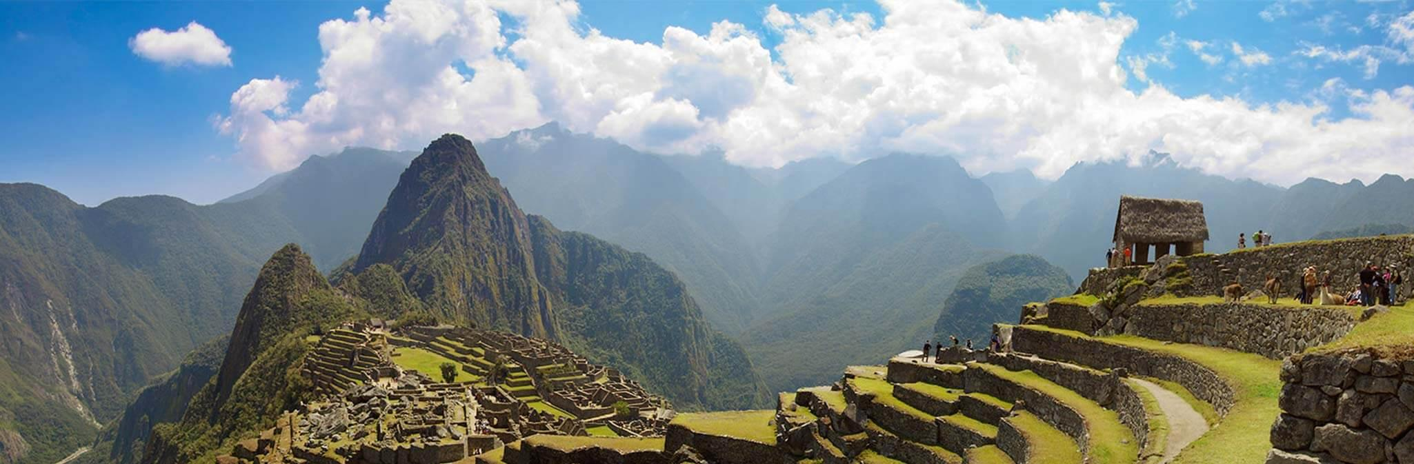 Machu Picchu, points of interest in Peru