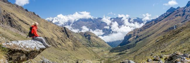 Treking Salkantay to Machu Picchu from Cusco