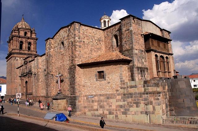 Cusco, Куско, Cuzco, Qoricancha