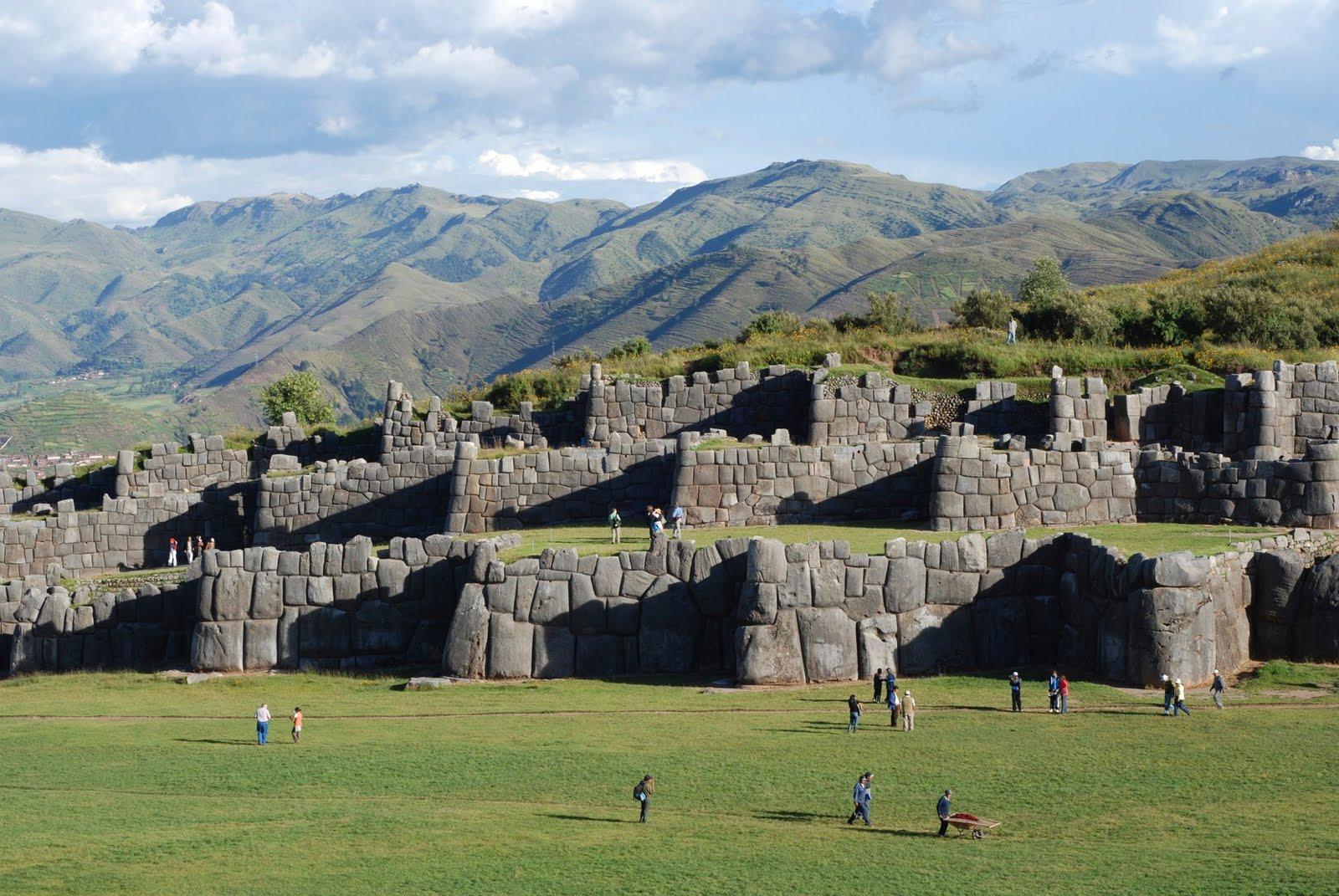 Saksaywaman, Саксайуаман