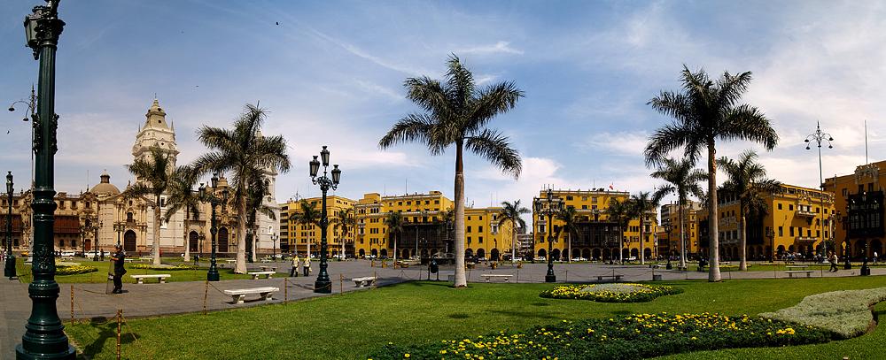 Лима - столица Перу