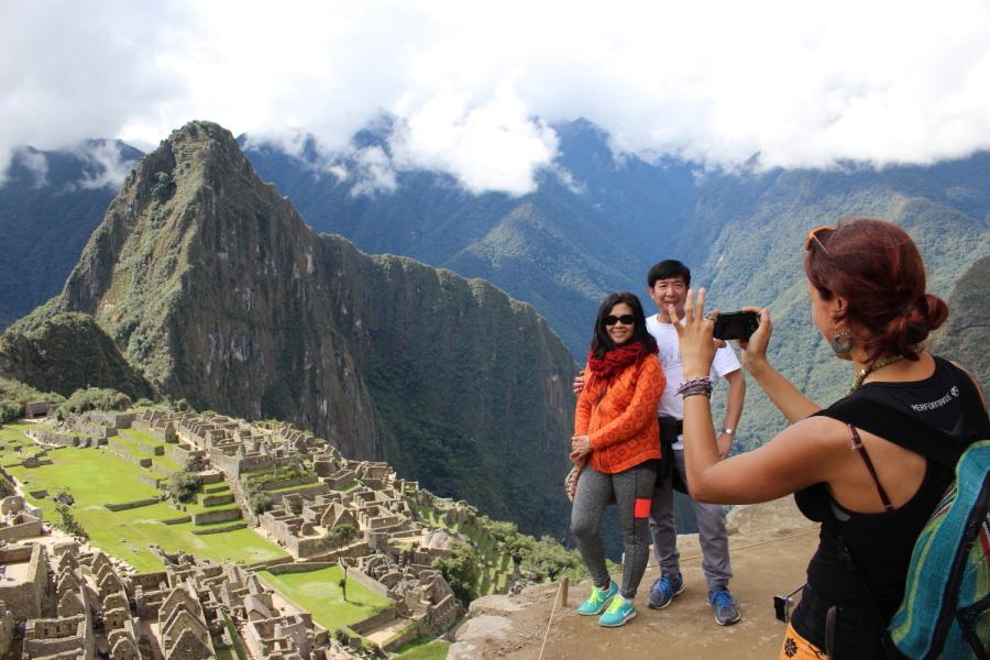 Мачу-Пикчу, Machu Picchu
