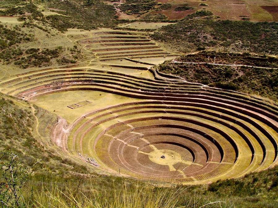 Террасы Морай, Moray Peru