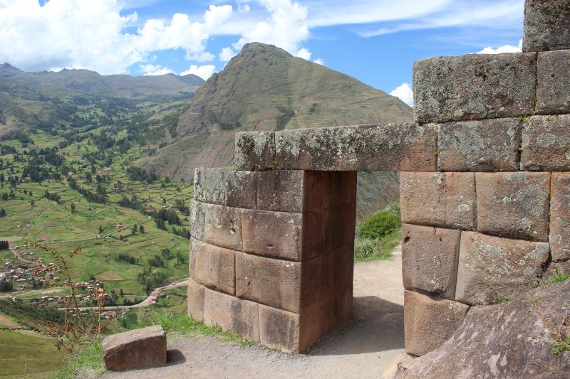 Писак / Pisaq, Священная долина инков