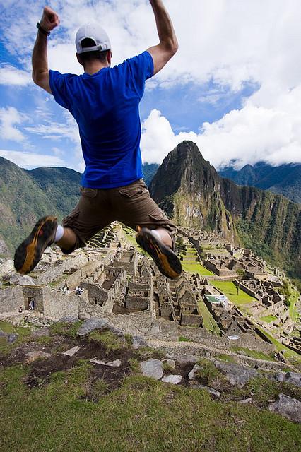 Перу - терапия от хандры
