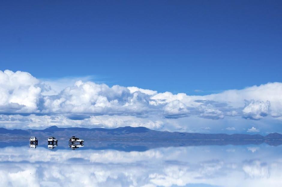 Солончак Уюни. Главная достопримечательность Боливии
