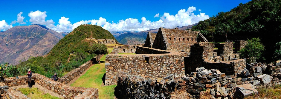 "Choquequirao - ""cradle of gold"""