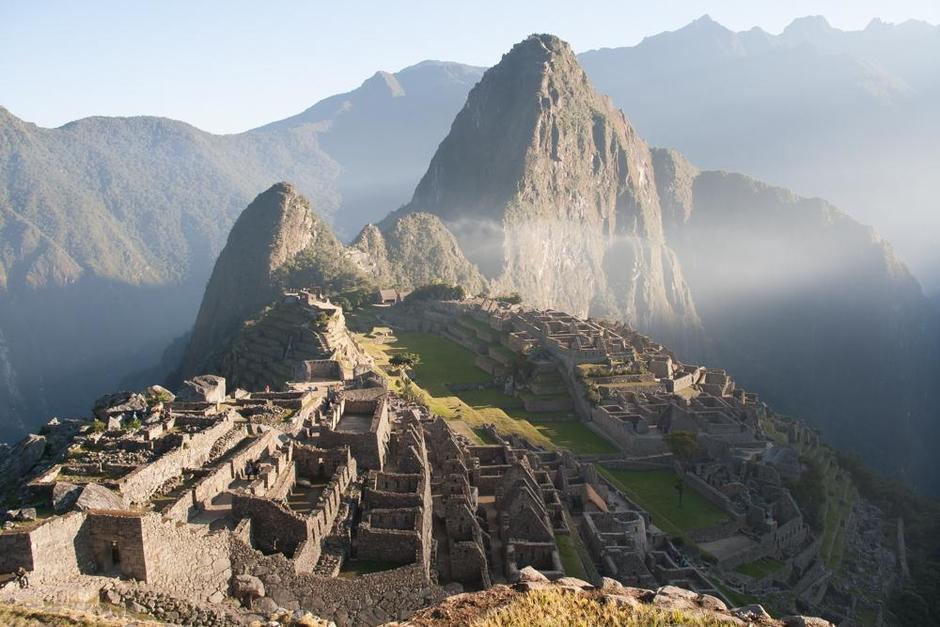 Мачу-Пикчу / Machu Picchu
