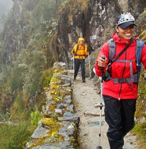 Inca Trail to Machu Picchu, classic 4-day Trek